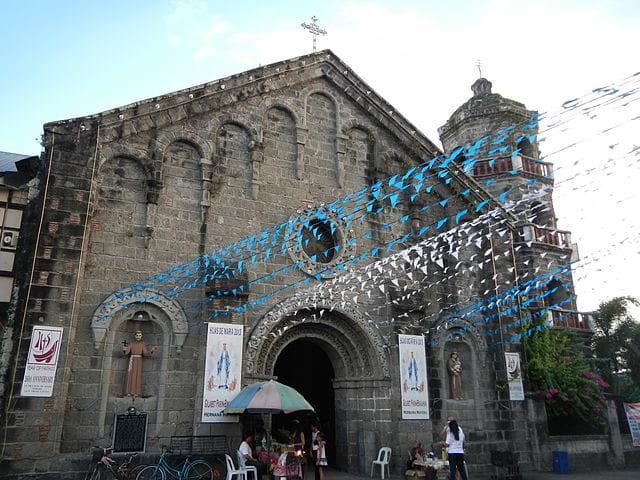 Saint Francis of Assisi Church in General Trias, Cavite