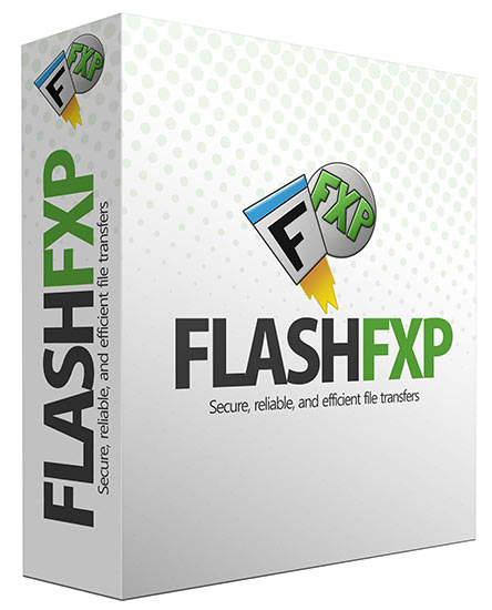 FlashFXP 5.4.0 Build 3954 poster box cover
