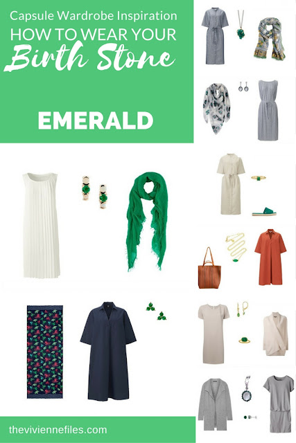 How to Wear Emeralds - the May Birthstone