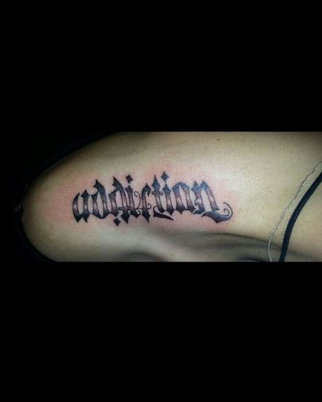 Best Ambigram Tatoos 1: 50 Amazing Ambigram Tattoos Ideas For Men And Women 2017