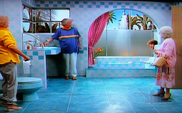 To Da Loos The Golden Girls Bathroom