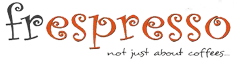 Cafe Frespress Logo, franchise coffee shop in Malaysia