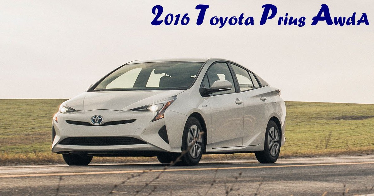2016 toyota prius awd eco. Black Bedroom Furniture Sets. Home Design Ideas