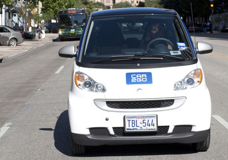 Car2go Enters New Agreement With The City Of Austin S Car Share