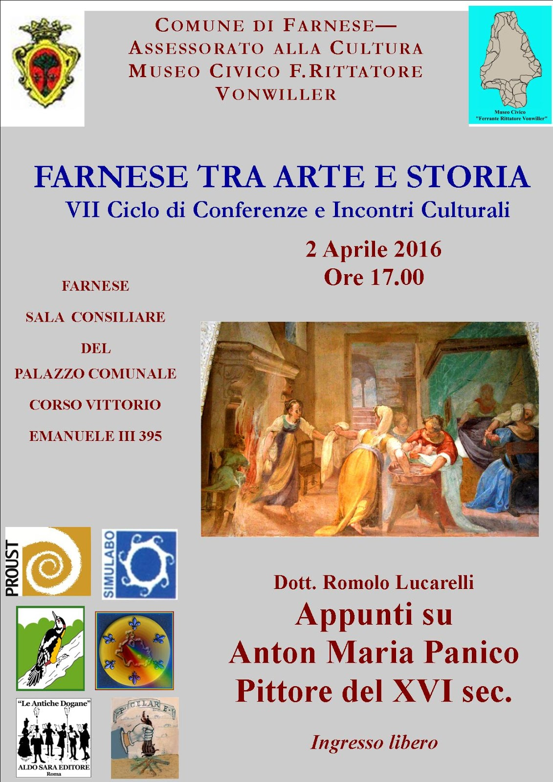 Incontri conferenze 2016