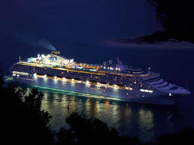 Destinasi Wisata Untuk Keluarga Menarik di Kapal Pesiar