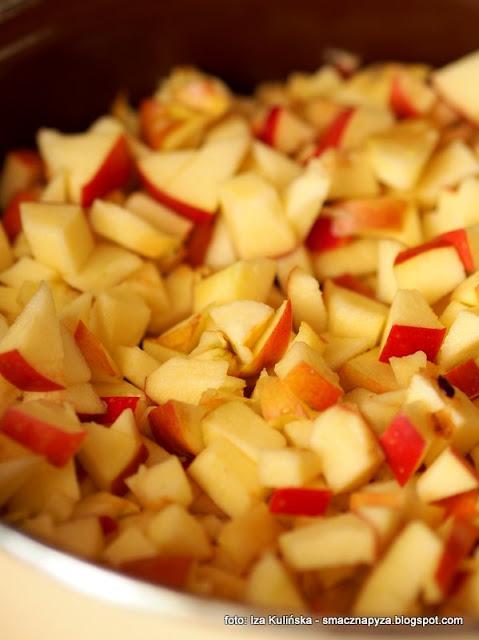 jabluszka, mus z jablek, powidla jablkowe, maslo jablkowe korzenne , domowe przetwory