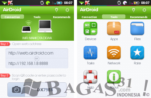 Airdroid apk mod android