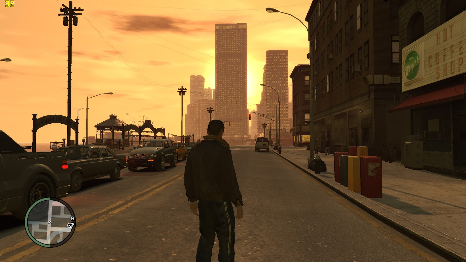 Cuarto gamer grand theft auto iv llega a xbox one for Cuarto personaje gta 5