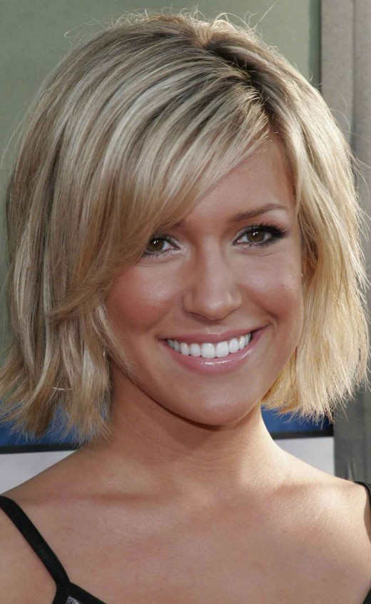 Short Hairstyles For Thick Hair Over