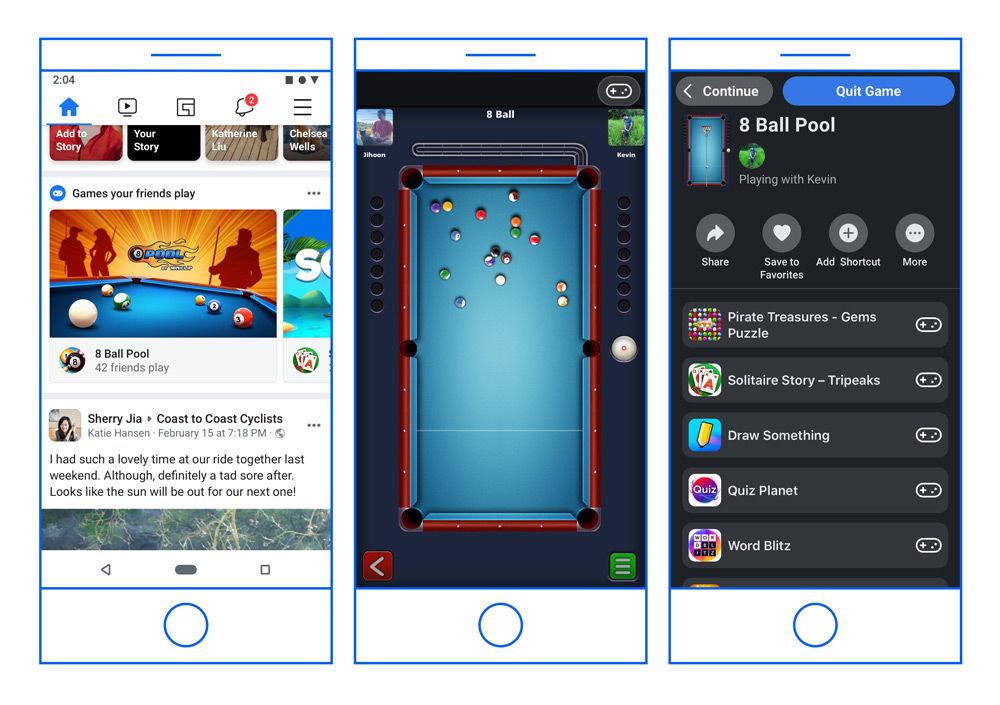 Facebook's Messenger bids adieu to Instant Games