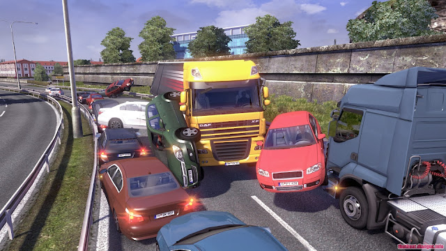 Download game simulation driving cars