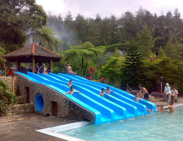Taman Bougenvile, tempat wisata asri di bandung selatan