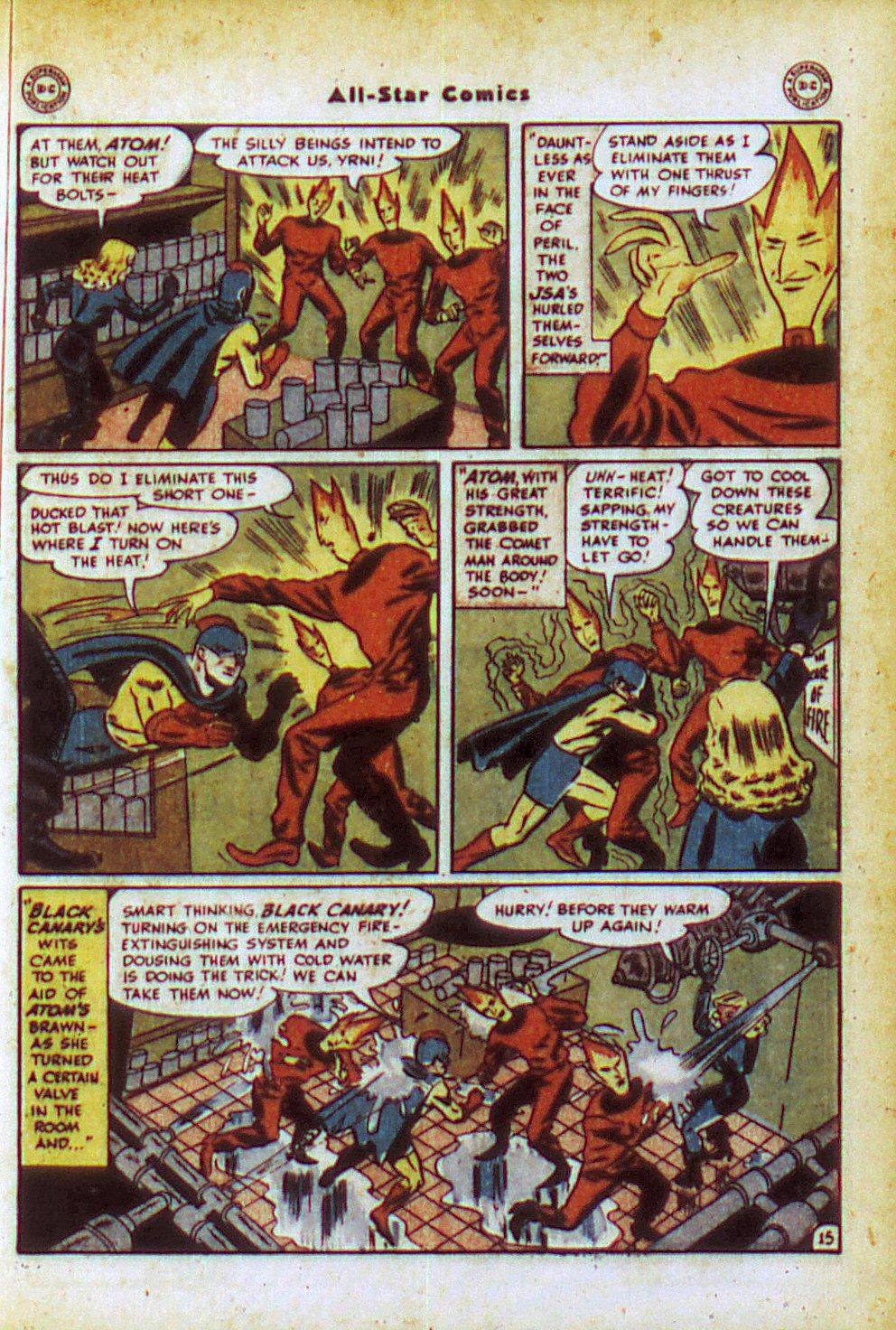 Read online All-Star Comics comic -  Issue #49 - 19