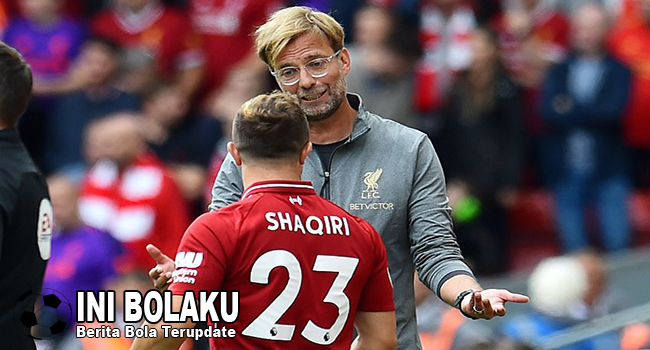 Ini Dia Ambisi Yang Di Bawa Oleh Shaqiri Di Liverpool