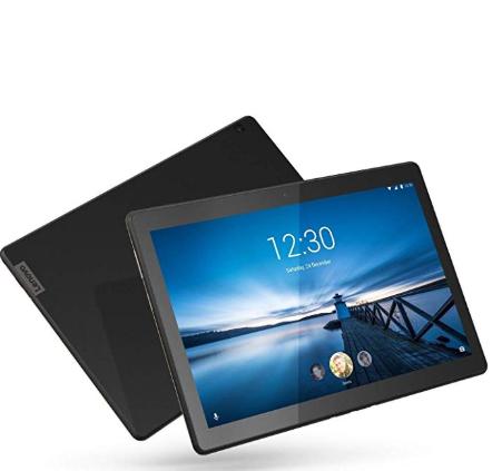 Lenovo New Tablet [Lenovo Tab M10] 10.1 inch, 32GB, Wi-Fi + 4G LTE