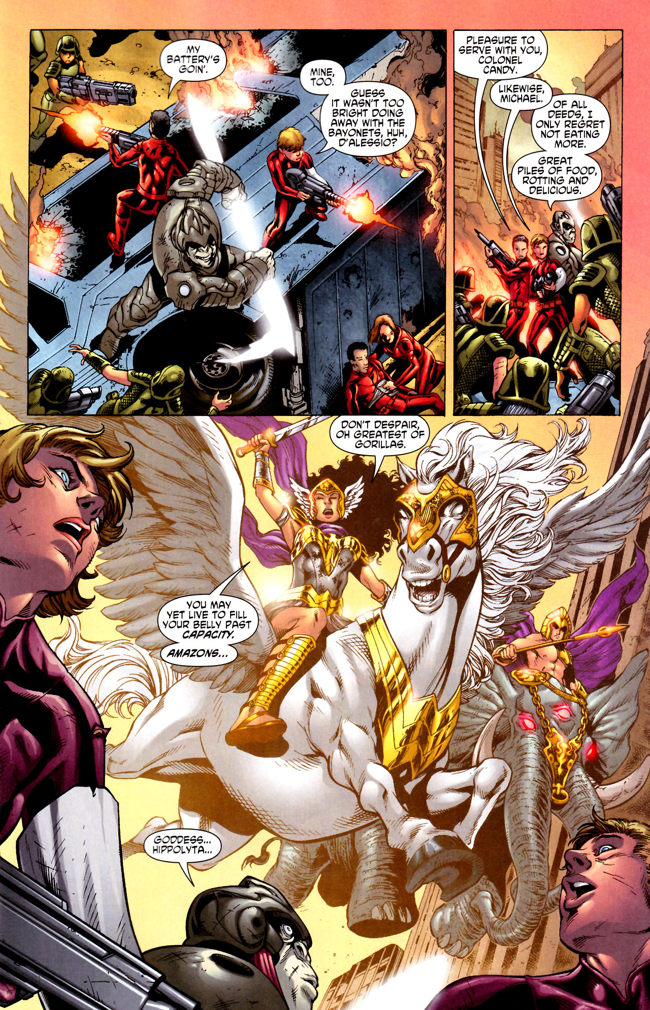 Read online Wonder Woman (2006) comic -  Issue #44 - 19