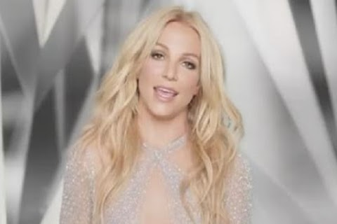 britney prova la coreografia di make me per la performance, video