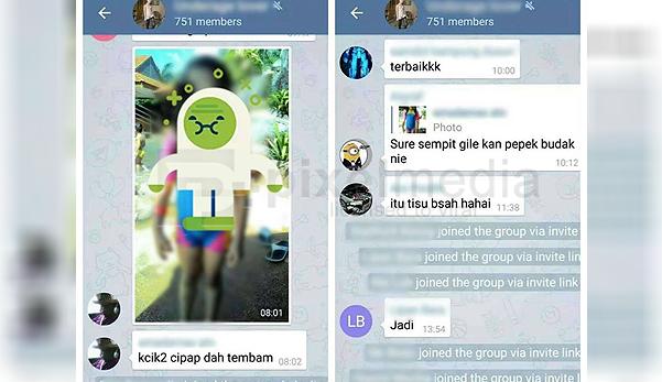 Group Pedofilia Malaysia Di Telegram Cetus Kebimbangan Netizen