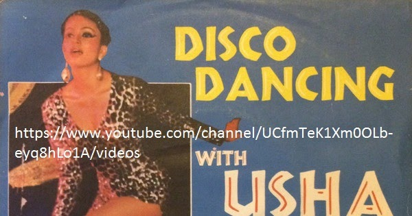 COLLEGE PROJECTS AND MUSIC JUNCTION: DISCO DANCING WITH USHA UTHUP