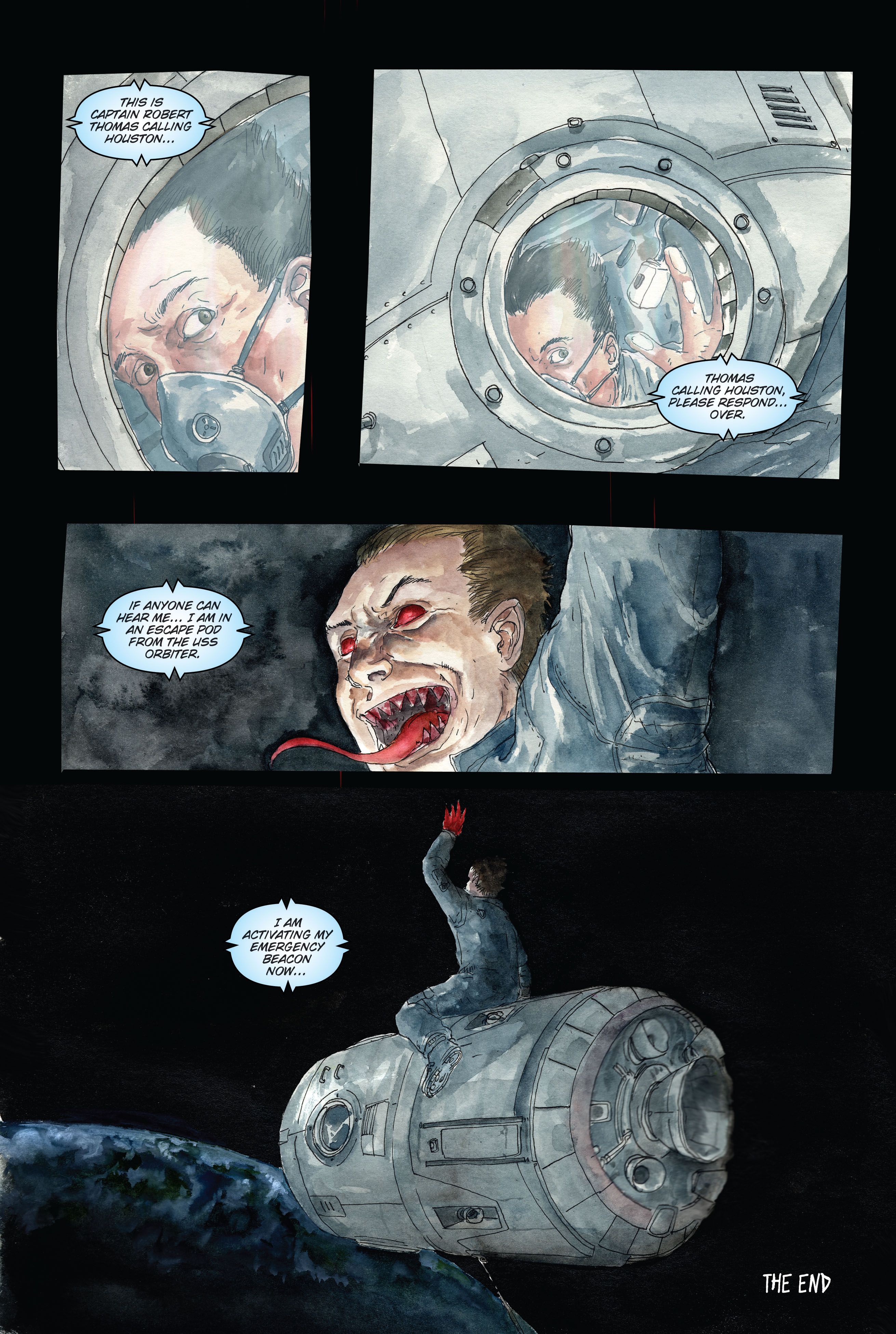 30 Days of Night: Dead Space 3 Page 21