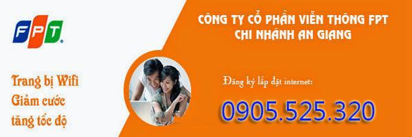 Đăng Ký Internet FPT Phường Đông Xuyên