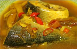 Asem-Asem Ikan Bandeng