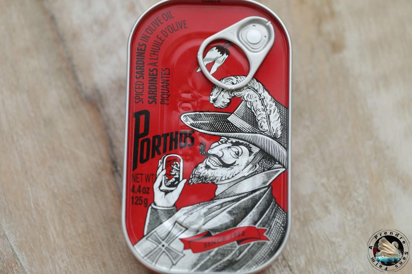 Rillettes de sardines piquantes au fenouil