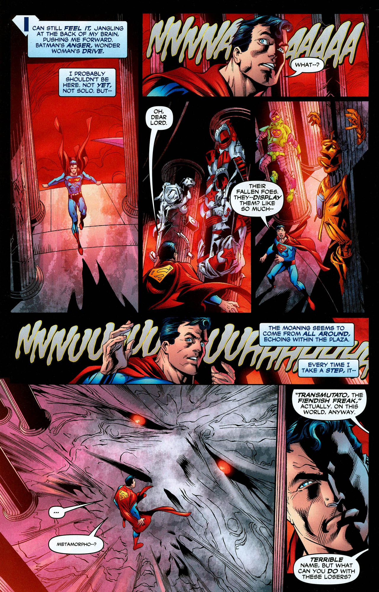 Read online Trinity (2008) comic -  Issue #12 - 4