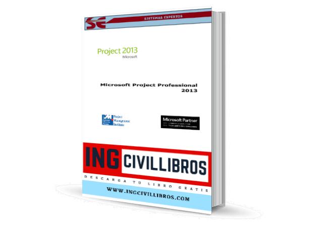 MICROSOFT PROJECT 2013 - MANUAL DE ESTUDIO