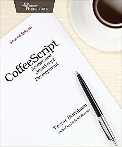 CoffeeScript front cover