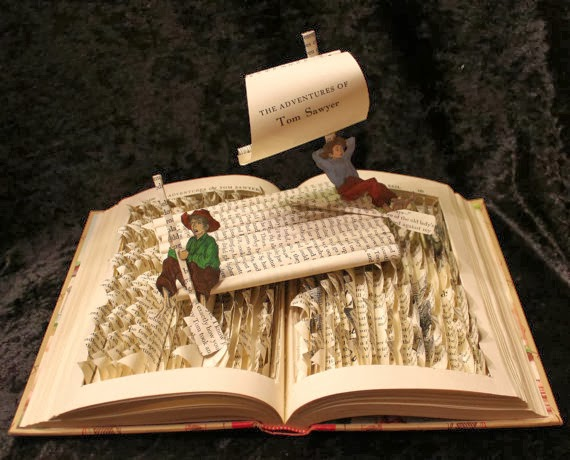 http://www.buzzfeed.com/tabathaleggett/this-artist-turns-books-into-sculptures-and-the-results-are