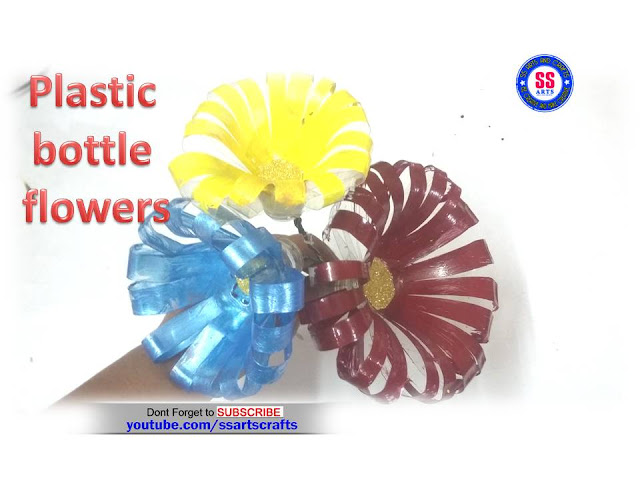 Here is plastic bottle crafts,art & crafts with plastic bottle,best out of waste using plastic bottle,plastic bottle wall decor ideas,plastic bottle room decor ideas,plastic bottle hangings,plastic bottle projects for kids,how to reuse with plastic bottles,how to make flowers with plastic bottle