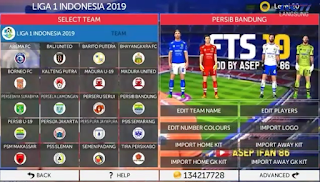 FTS 19 WINTER Eropa & Indonesia League Update Transfer February 2019
