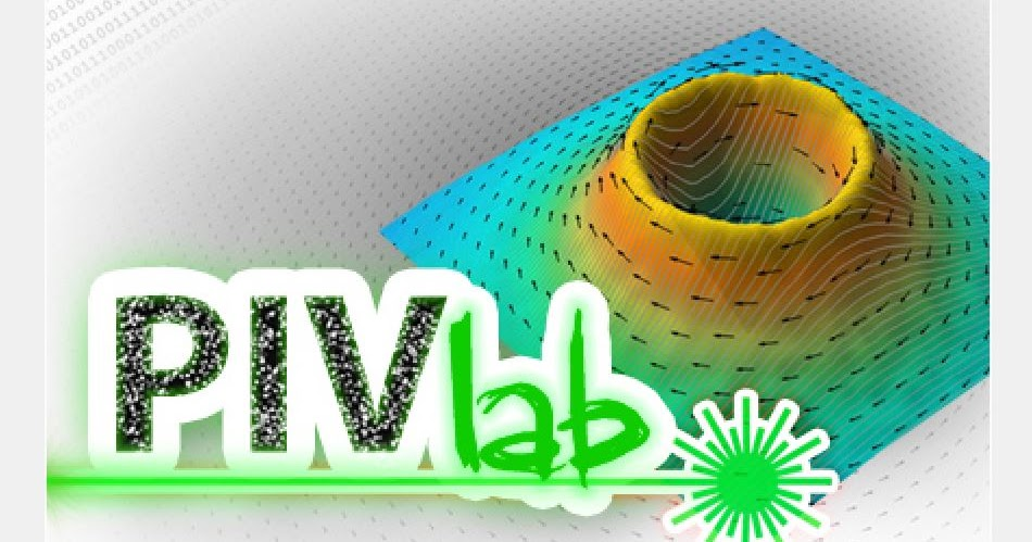 PIVlab - Digital Particle Image Velocimetry Tool for MATLAB