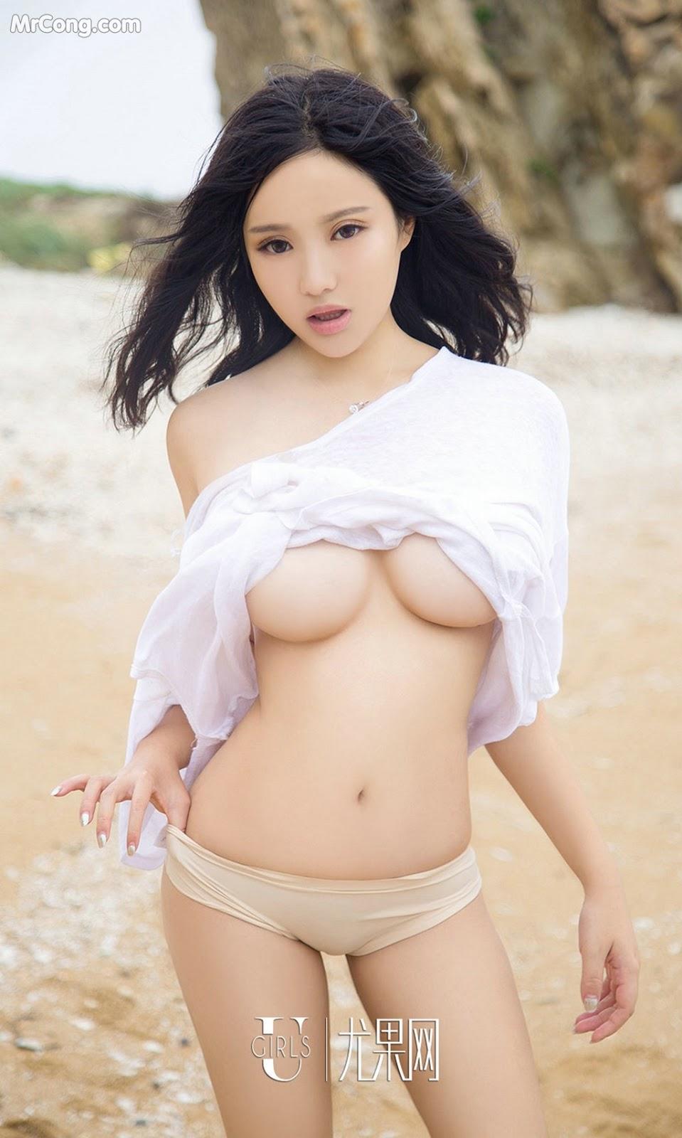 Image UGIRLS-Ai-You-Wu-App-No.864-Ni-Ye-Teng-MrCong.com-032 in post UGIRLS – Ai You Wu App No.864: Người mẫu Ni Ye Teng (倪叶藤) (40 ảnh)
