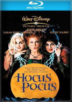 Hocus Pocus [1993] [BD25] [Latino]