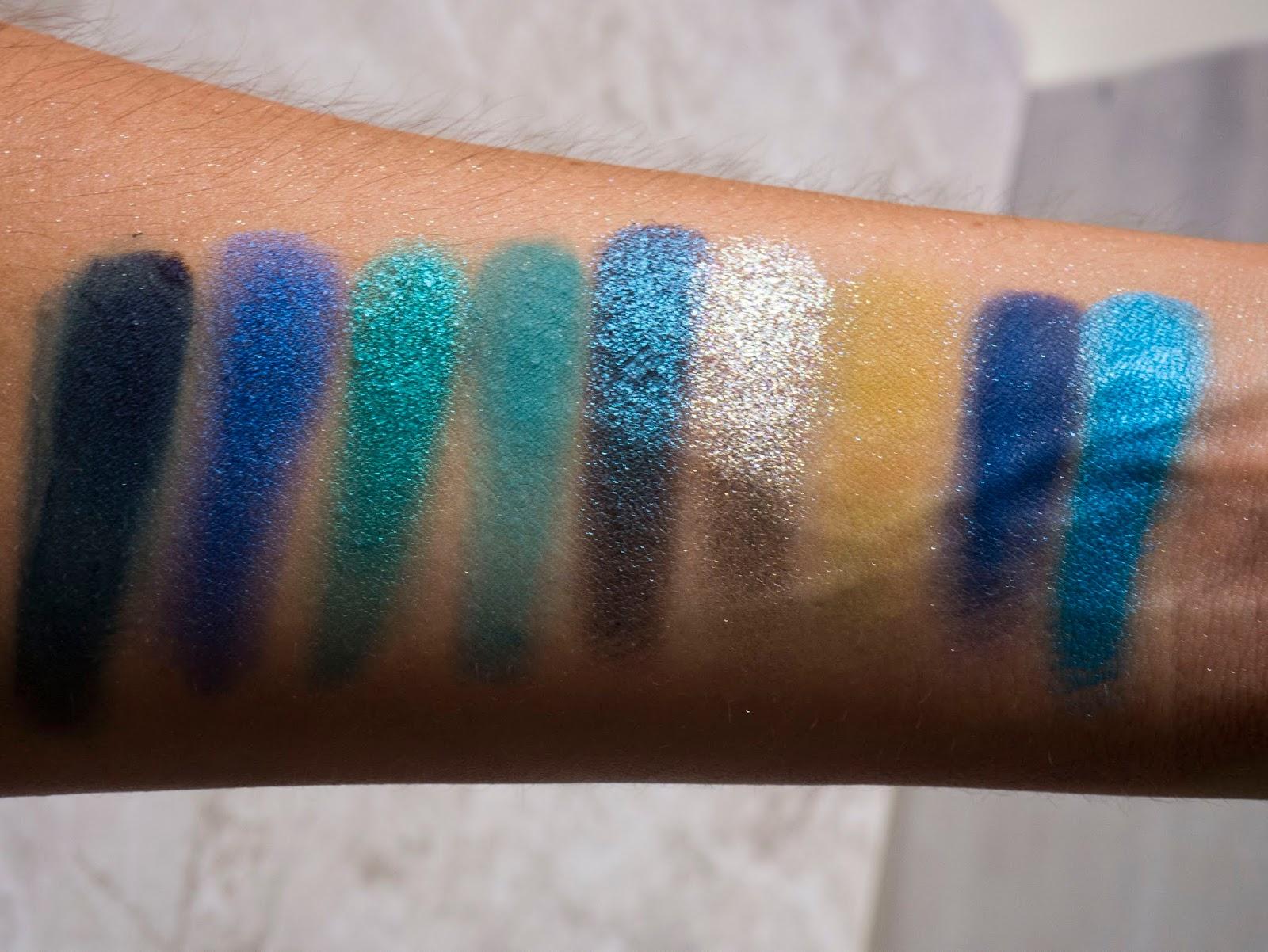 Huda beauty - Obsessions Sapphire