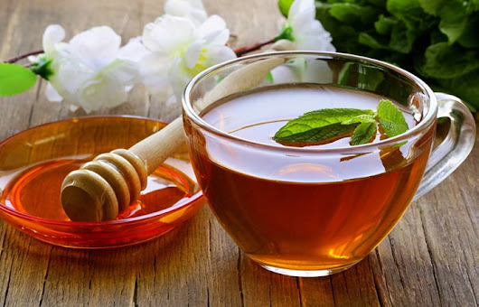 Organic Green Tea And Organic Honey Benefits