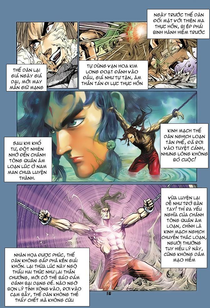 Đại Đường Uy Long chapter 63 trang 15