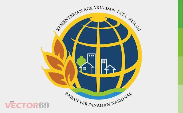 Logo Kementerian Agraria dan Tata Ruang - Badan Pertanahan Nasional (ATR-BPN) - Download Vector File CDR (CorelDraw)