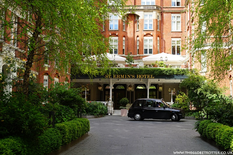 St Ermin's Hotel in London