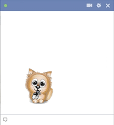 Pomeranian Emoticon