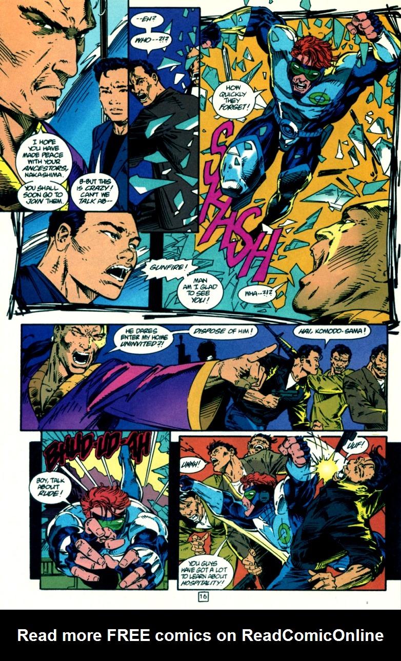 Read online Gunfire comic -  Issue #11 - 20