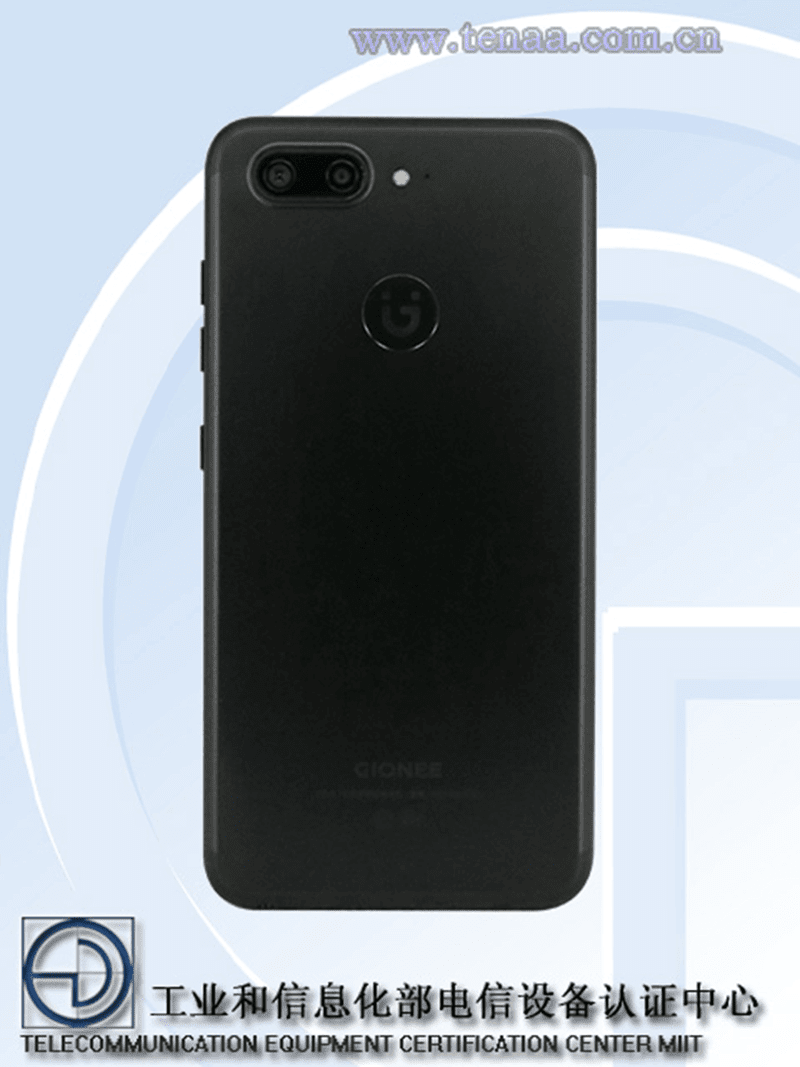 Gionee S10 Plus With Quad Cameras Spotted At TENAA