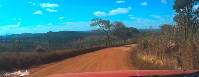 Marco, Estrada Real, Caminho dos Diamantes, Itapanhoacanga, Alvorada de Minas