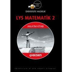 Eksen LYS Matematik 2 Anlatım Kitabı