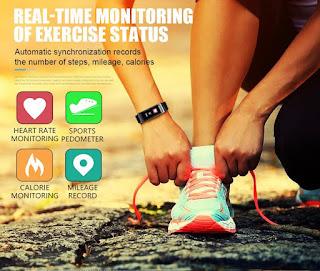 talkband smartwatch braccialetto y3 plus