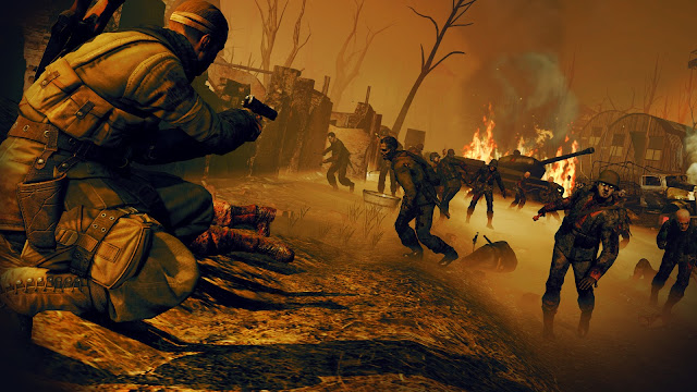 Sniper Elite Nazi Zombie Army 2 Free Download Screenshot 2