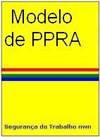 Modelo de PPRA